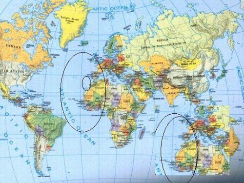 Mappa geolocalizzazione Atlantide